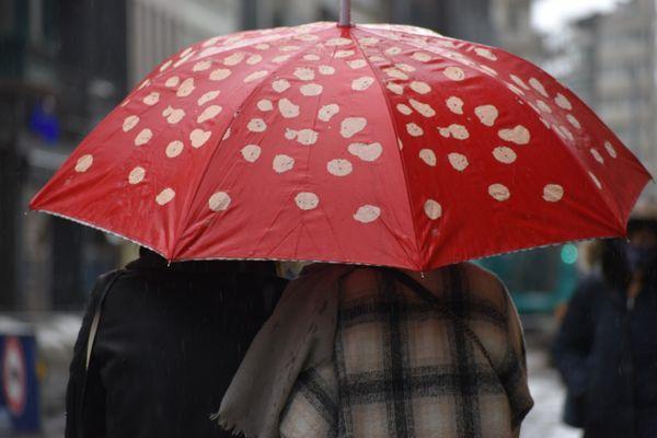Un pt'it coin de parapluie