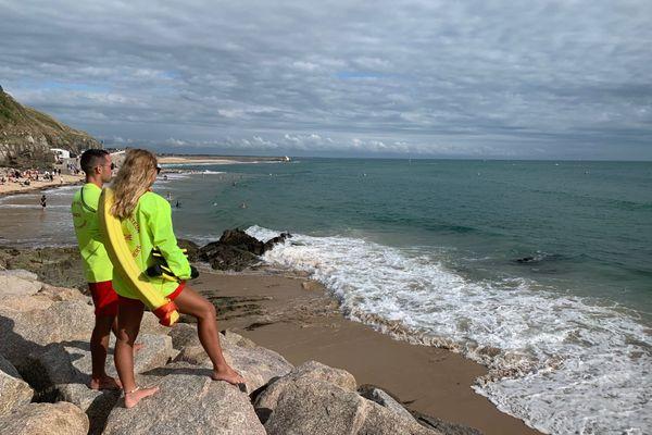 La surveillance des plages
