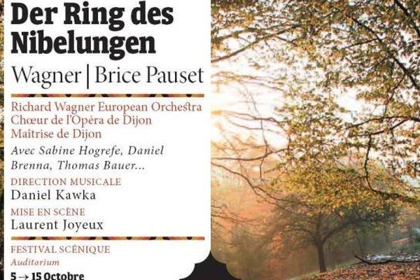 Ce n'est pas l'Orchestre Dijon Bourgogne qui jouera du Wagner à la rentrée, mais un nouvel orchestre européen.
