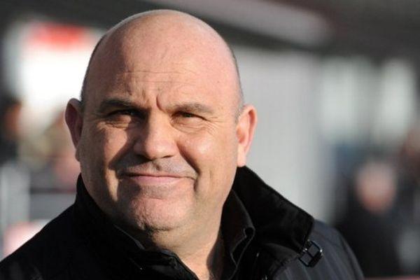 ARCHIVES - Frédéric Antonetti, ancien entraîneur de Bastia, se dit prêt à revenir.