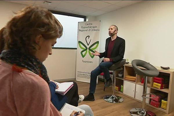Centre d'hypnothérapie à Orléans