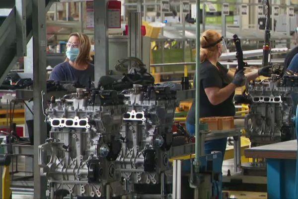 Une usine à Douvrin fabriquera des batteries électriques  pour la nouvelle société de PSA et Total