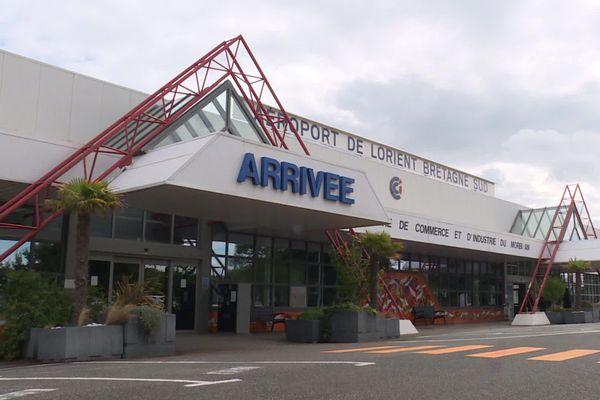 L'aéroport de Lorient Bretagne Sud ne sera ouvert que trois jours et demi par semaine.