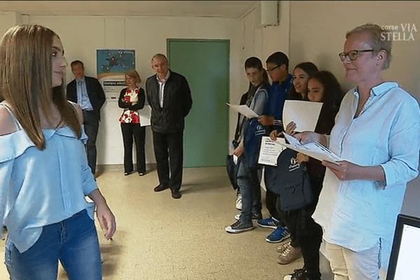 Bastia – Une classe récompensée pour un projet réalisé grâce à eTwinning