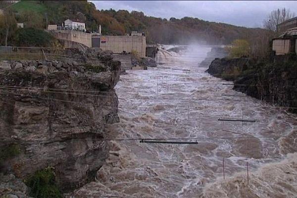 Dans le Tarn, les eaux sont déjà grosses