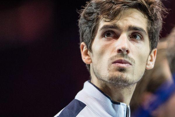 Pierre-Hugues Herbet, champion de l'année 2017 en Alsace