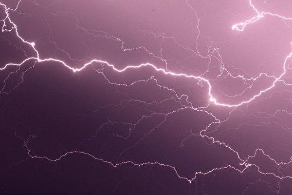 Météo France annonce l'arrivée d'orages sur la région.