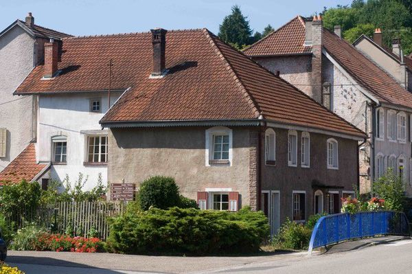 Le studio familial à Saint-Quirin (Moselle).