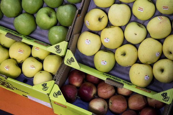 En France, le bio représente un marché de 6,9 milliard d'euros