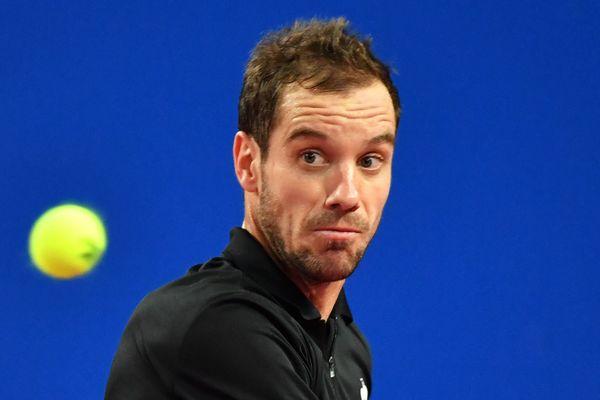 Le joueur héraultais Richard Gasquet vise un troisième titre dimanche, à Open Sud de France de Montpellier.