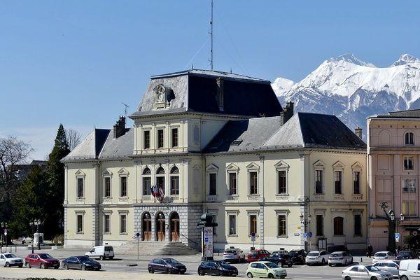 Mairie d'Albertville