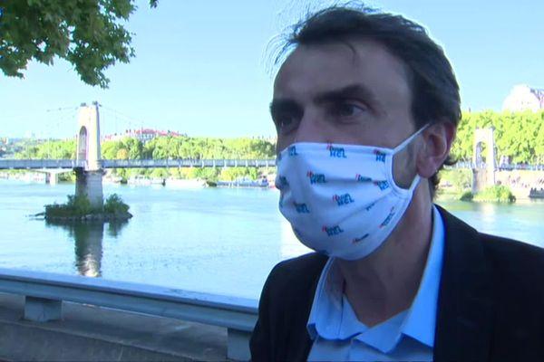 Critique du Tour de France : le maire écologiste de Lyon Grégory Doucet s'explique (12/9/20)