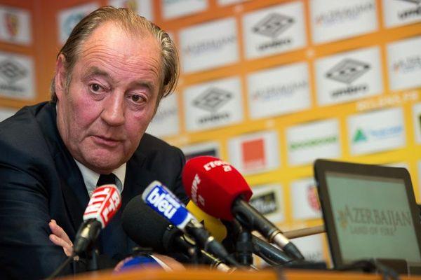 Gervais Martel dit ne percevoir que 12 500 euros par mois de la SASP RC Lens.
