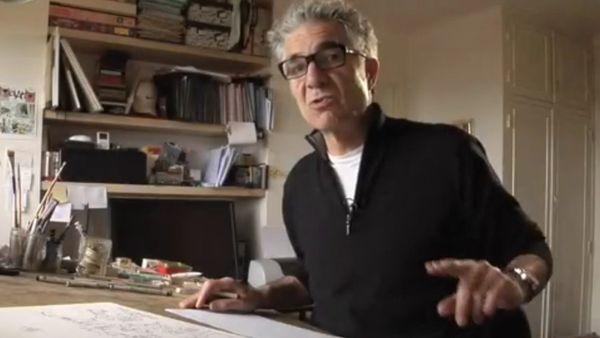 Hervé Barulea, dit Baru.