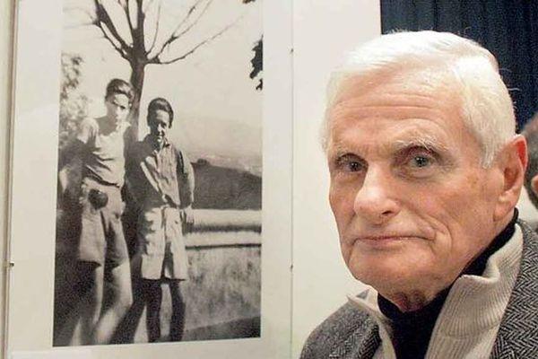 Paul Niedermann, un ancien enfant d'Izieu est décédé