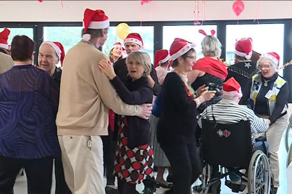 Un bénévole pour deux personnes âgées, c'est le programme de ce noël à Vertou.