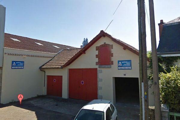 Siège de Malefond à Panazol ( capture d'écran Google Street View)