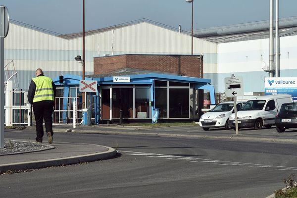 L'usine Ascoval à Saint-Saulve (Nord).