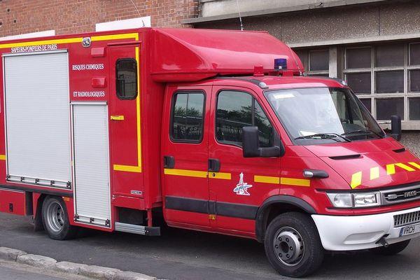 Une CMIC (Cellule mobile d'intervention chimique) des pompiers du Bas-Rhin est intervenue. (image d'illustration)