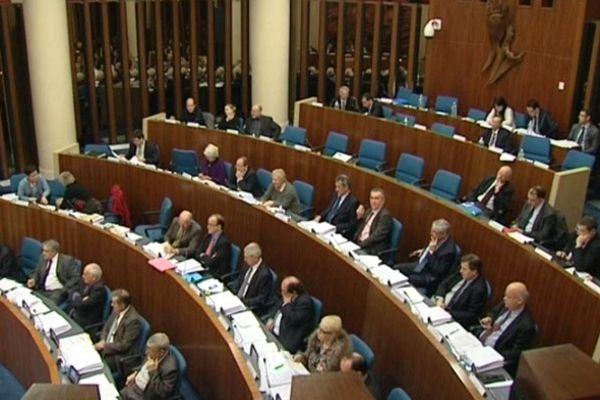 Hémicycle Conseil général du Loiret