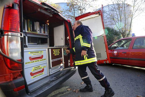 La préfecture supervisera l'exercice destiné à tester les procédures d'alerte et de secours. ILLUSTRATION