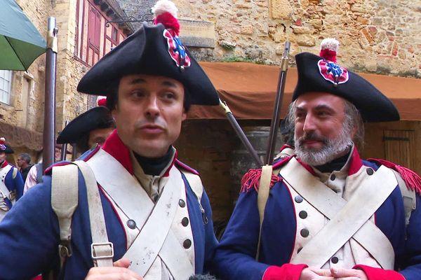 La révolution française filmée comme une télé réalité d'information dans les rues de Sarlat