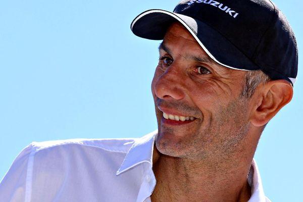 L'apnéiste Stéphane Mifsud s'apprête à partir dimanche pour son Odyssée Bleue aux Antilles.
