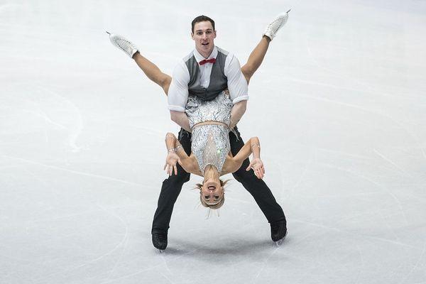 Bruno Massot et Aljona Savchenko sont arrivés en tête à l'issue du programme court ce mercredi aux championnats du monde de patinage à Milan