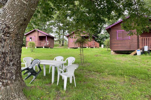 Le camping de Nexon doit se remplir et affiche complet jusqu'à la fin juillet