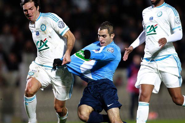 A Bordeaux, l'OM s'en tire tant bien que mal en Coupe de France face aux amateurs de Trelissac.