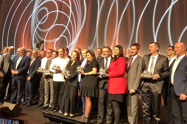 Trophée de la gastronomie 2019