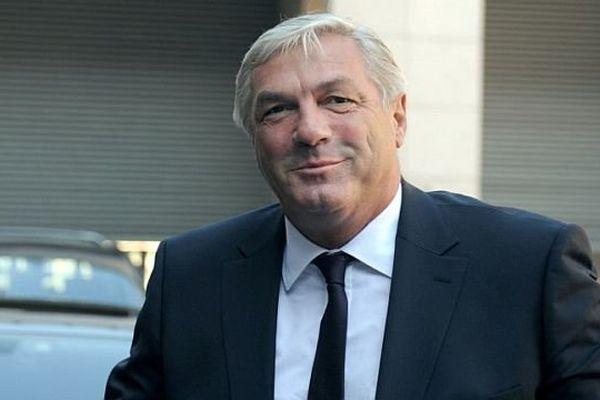 François Sauvadet, président UDI du conseil départemental de Côte d'Or