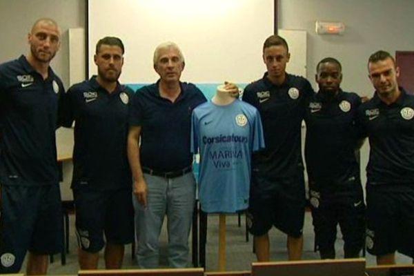 Conférence de presse du Tours FC