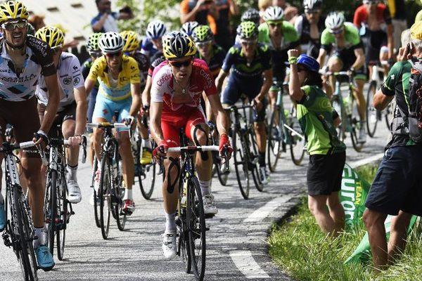 Les éleveurs menacent de bloquer une étape du Tour de France.