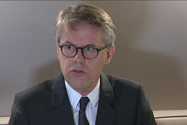 Eric Alauzet sera candidat aux municipales 2020 à Besançon