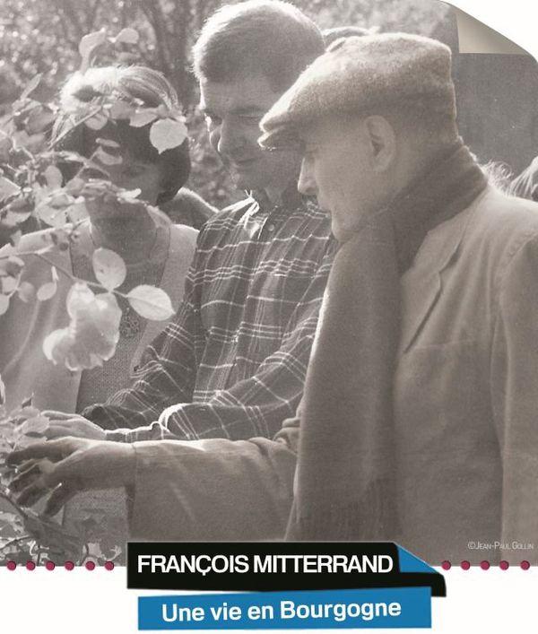 """Jean-Michel Dury a réalisé un documentaire intitulé """"François Mitterrand, une vie en Bourgogne"""", qui a été diffusé pour la première fois en 2011."""
