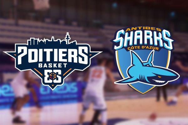 Basket : Poitiers / Antibes