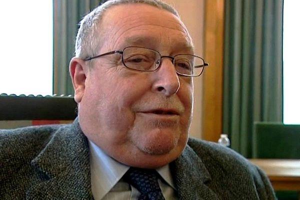 Gérard Gaudin le 31-03-2011 à Guéret (Creuse)
