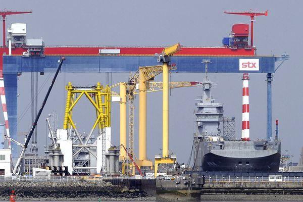 STX Saint-Nazaire devrait être rebaptisé les Chantiers de l'Atlantique