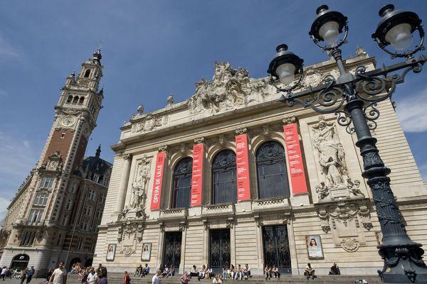 Les enfants se produiront à l'Opéra de Lille.
