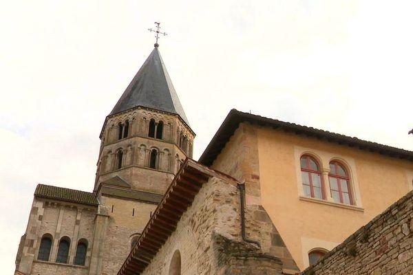Cluny, en Saône-et-Loire