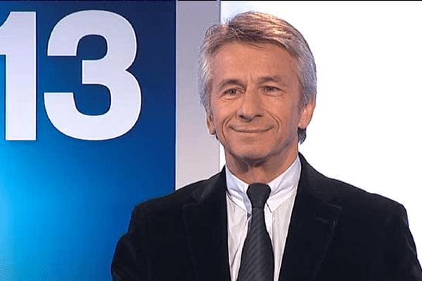 Laurent Beauvais, président de la Région Basse-Normandie, était l'invité du journal ce 23 janvier