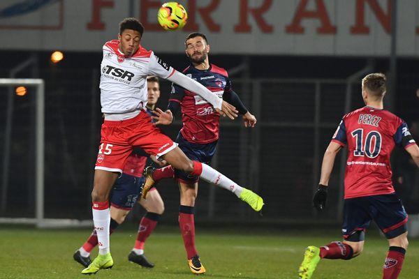 Le Clermont Foot s'est incliné à domicile face à Valenciennes (0-1).