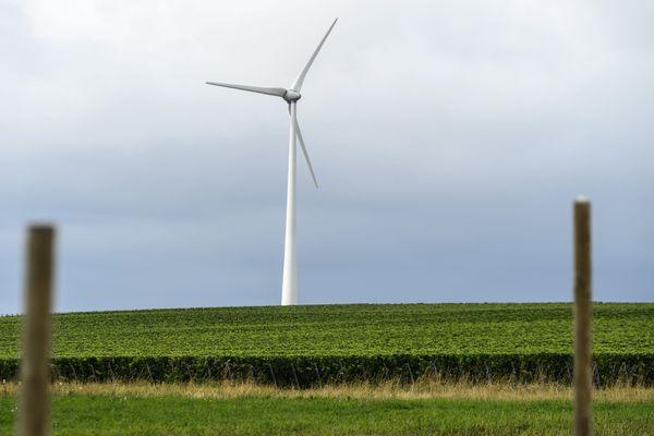 Les 7 éoliennes de Lunas doivent être détruites (illustration).