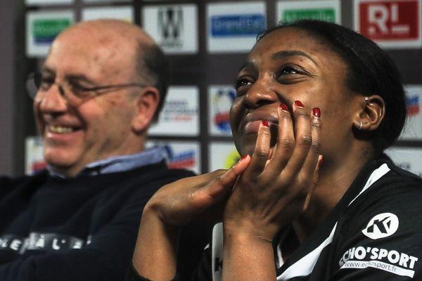 Regard porté vers l'avenir et dans la complicité, Grace Zaadi quitte le Metz Handball