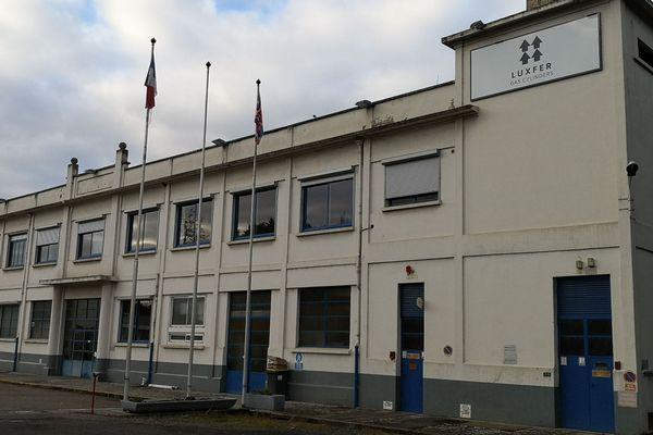 L'usine Luxfer de Gerzat (Puy-de-Dôme) fermera ses portes en juin 2019