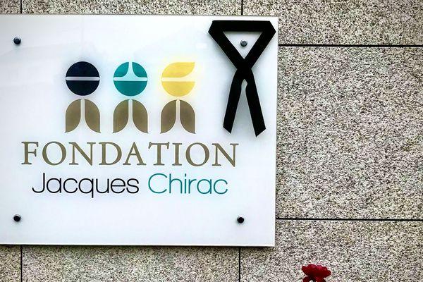 La fondation Jacques Chirac a officiellement été reconnue d'utilité publique le 23 octobre 1971