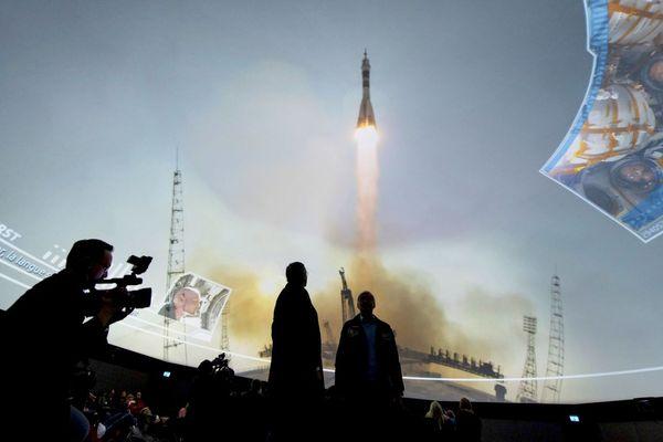 """En 2019, les visiteurs pourront profiter de nombreuses nouveautés comme le film d'aventures à 360° «""""Mission Astronaute""""."""