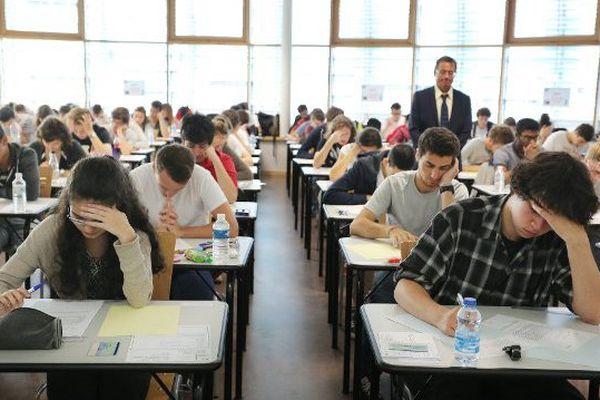 35 685 candidats inscrits, les épreuves du  BAC 2015 commenceront le 17 juin dans l'académie de Nantes
