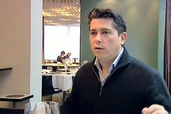 William Frachot a obtenu sa première étoile au Michelin en 2003